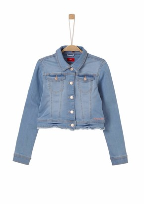 S'Oliver Girl's 66.904.51.3198 Jacket