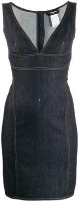 DSQUARED2 Tube Denim Dress