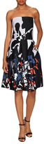 Hunter Bell Loren Print A Line Dress