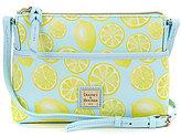 Dooney & Bourke Limone Collection Ginger Lemon Cross-Body Bag