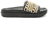 KENDALL + KYLIE Shiloh Slide in Black. - size 7.5 (also in 8)