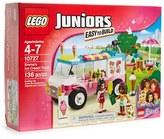 Lego Toddler Juniors Emma's Ice Cream Truck - 10727