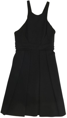 Jasmine Di Milo Black Viscose Dresses