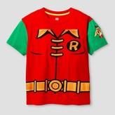 Batman Boys' LEGO®; Robin Costume T-Shirt - Red/Green