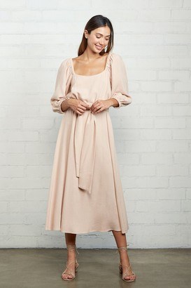 Rachel Pally Linen Eris Dress