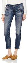 Freeman T. Porter Women's Alexa Cropped Sdm Skinny Jeans,W30