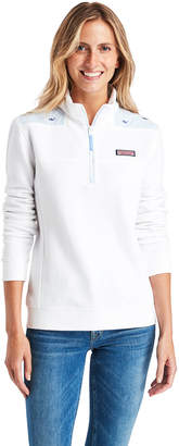 Vineyard Vines Classic Whale Embroidered Oxford Shep Shirt
