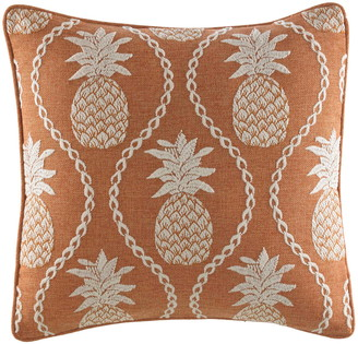Tommy Bahama Batik Pineapple Accent Pillow