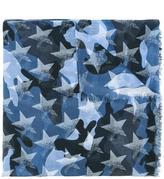 Valentino Garavani Valentino Camustars scarf - men - Silk/Cashmere - One Size