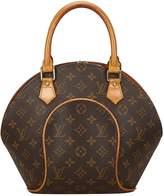 Louis Vuitton Ellipse Cloth Handbag
