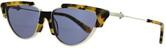 Karen Walker Women's Tropics 58Mm Sunglasses