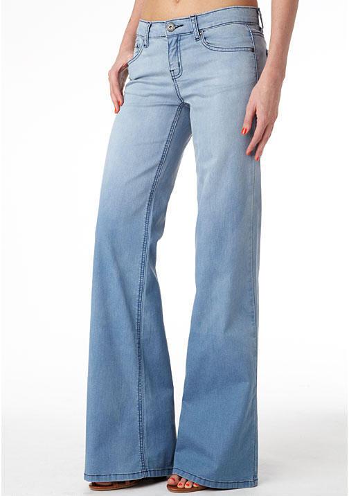 Alloy Revolt Light Weight Wide Leg Jean