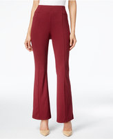 NY Collection Pull-On Bootcut Pants