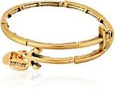 Alex and Ani Anchor Metal Wrap Bangle Bracelet