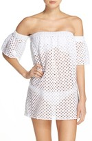 Milly Women's Off The Shoulder Cover-Up