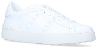 Valentino Open Rockstud Sneakers