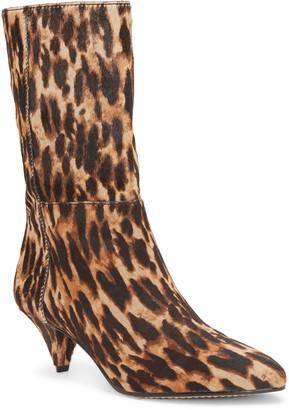 Vince Camuto Rastel 3 Genuine Calf Hair Cone Heel Boot