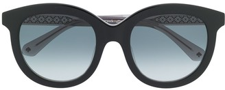 Kate Spade Lillian round-frame sunglasses