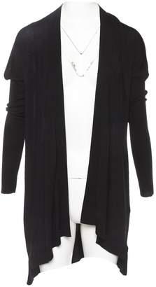 Mauro Grifoni Black Wool Knitwear