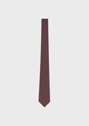 Giorgio Armani Silk, Wool And Cashmere Stole