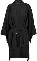 Roland Mouret Roche crepe kimono jacket