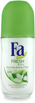 Fa Fresh + Dry Anti-Perspirant Glass Roll On by 50ml Deodorant)