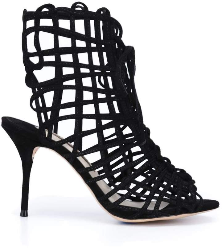 Sophia Webster 'Delphine' booties