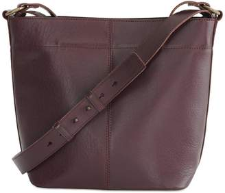 Lucky Brand Point Leather Satchel