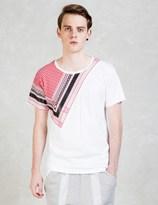 Yoshio Kubo Bandana Print S/S T-Shirts