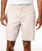 American Rag Men's Stretch Twill Shorts, Only at Macy's