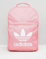 adidas Trefoil Backpack In Pink BK6725