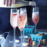 Williams-Sonoma Open Kitchen Champagne Flutes, Set of 4