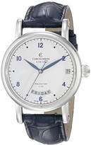 Chronoswiss Men's CH-1923-BL/13-1 Sirius Analog Display Automatic Self Wind Black Watch
