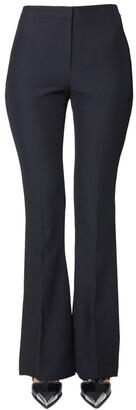 Alexander McQueen Side Panel Bootcut Trousers