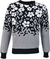 DSQUARED2 Flower Detail Sweater