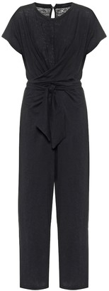 Velvet Mora cotton jumpsuit