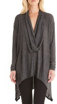 Michael Stars Drape Neck Tunic