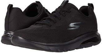 SKECHERS Performance Go Walk Air - Nitro (Black) Men's Shoes