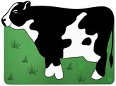 Williams-Sonoma Williams Sonoma Kids Hardmat, Cow