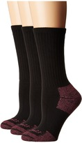 Carhartt Cotton Crew Work Socks 3-Pair Pack