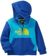 The North Face Logowear Front Zip Hoodie (Baby Boys)