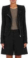IRO Women's Bouclé Tenny Jacket-DARK GREY