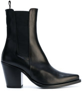 Cesare Paciotti pointed toe boots