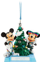 Disney Mouse Holiday Ornament - Epcot