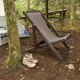 Arabella Elk Outdoors Reclining/Folding Deck Chair ELK OUTDOORS Frame Color: Canyon