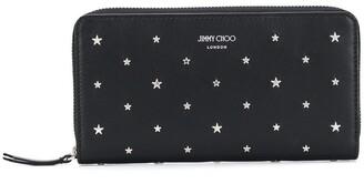 Jimmy Choo Pippa zip-around wallet