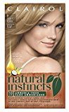 Clairol Natural Instincts, 9 / 2 Sahara Light Blonde, Semi-Permanent Hair Color, 1 Kit (Pack of 3)
