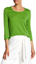 Lafayette 148 New York 3/4 Length Sleeve Sweater