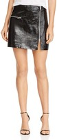 Blank NYC Blanknyc Patent Leather Mini Skirt - 100% Exclusive