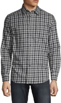 Diesel Checkered Long-Sleeve Shirt